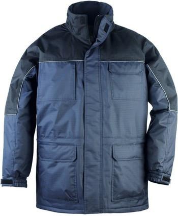 XRIBB RIPSTOP 4/1 kabát kék/fekete