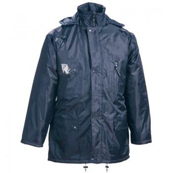 Y53229 FLOPP kabát kék